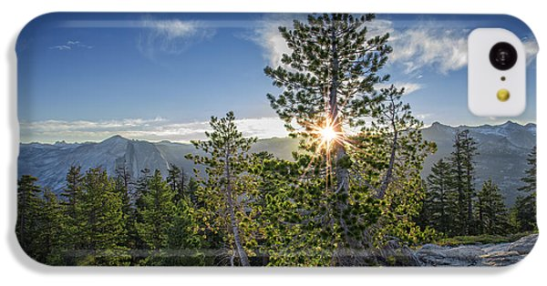 Sunrise On Sentinel Dome IPhone 5c Case by Rick Berk