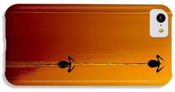 Pelican iPhone 5c Case - Sunset Cruising by Laurie Search