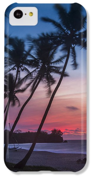 Sunset In Paradise IPhone 5c Case by Alex Lapidus