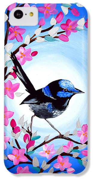 Superb Fairy Wren IPhone 5c Case