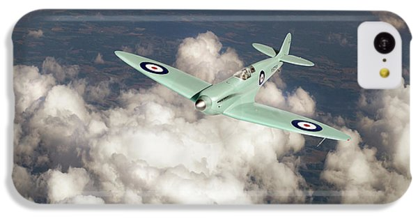 IPhone 5c Case featuring the photograph Supermarine Spitfire Prototype K5054 by Gary Eason