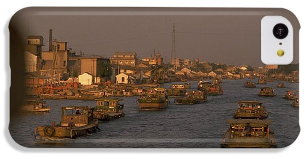 Suzhou Grand Canal IPhone 5c Case