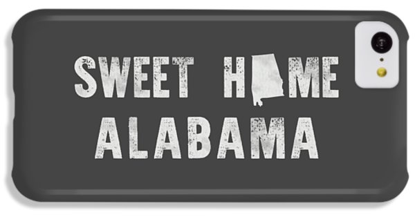 Sweet Home Alabama IPhone 5c Case by Nancy Ingersoll