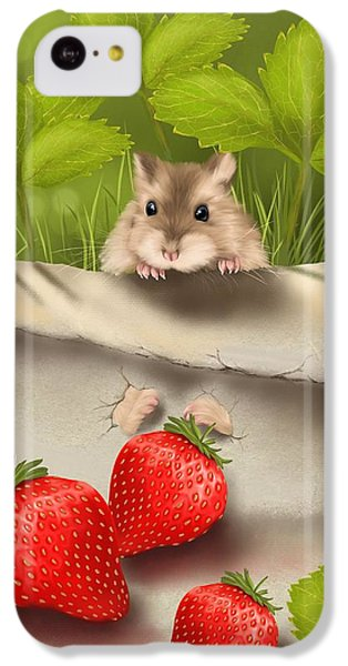 Sweet Surprise IPhone 5c Case by Veronica Minozzi