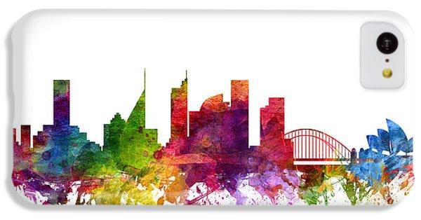 Sydney Australia Cityscape 06 IPhone 5c Case