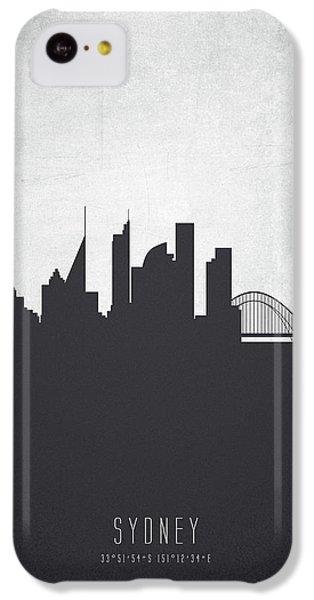 Sydney Australia Cityscape 19 IPhone 5c Case