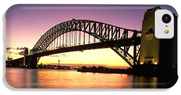 Sydney Harbour Bridge IPhone 5c Case