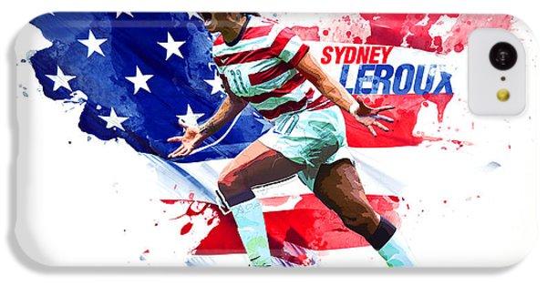 Sydney Leroux IPhone 5c Case