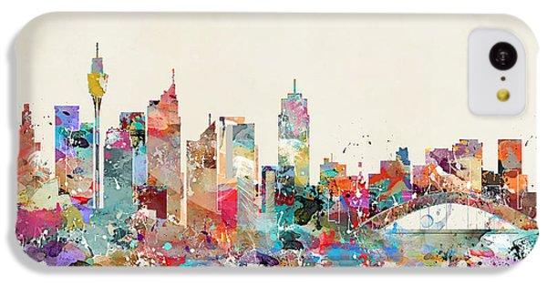 Sydney Skyline Australia IPhone 5c Case