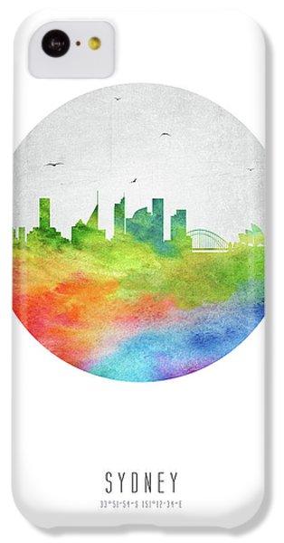 Sydney Skyline Ausy20 IPhone 5c Case by Aged Pixel
