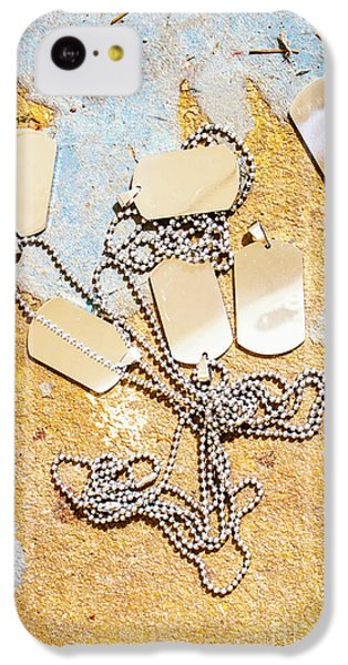 IPhone 5c Case featuring the photograph Tags Of War by Jorgo Photography - Wall Art Gallery