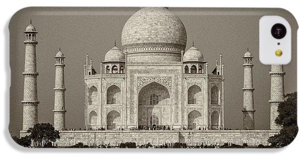Taj Mahal IPhone 5c Case by Hitendra SINKAR