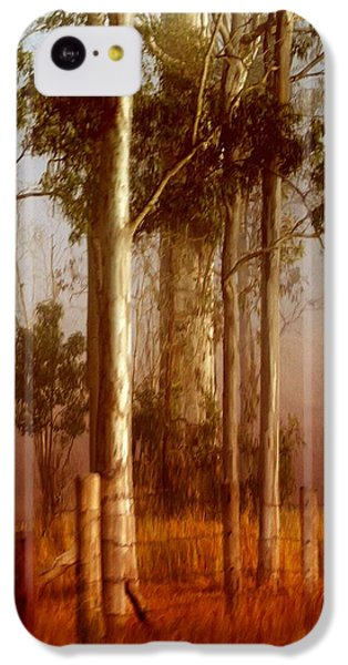 Tall Timbers IPhone 5c Case