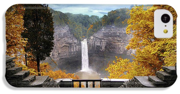 Taughannock In Autumn IPhone 5c Case by Jessica Jenney