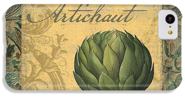 Tavolo, Italian Table, Artichoke IPhone 5c Case by Mindy Sommers