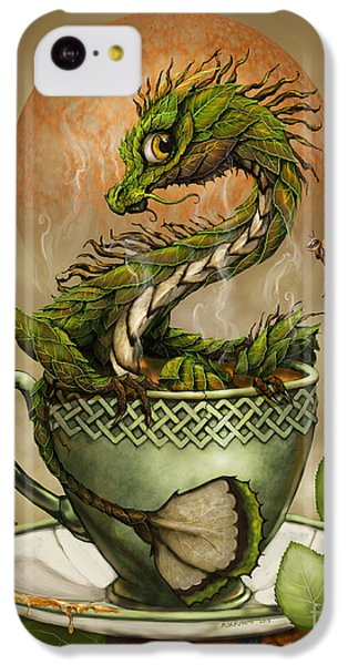 Tea Dragon IPhone 5c Case