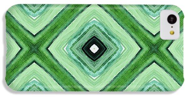Tea Garden- Art By Linda Woods IPhone 5c Case by Linda Woods