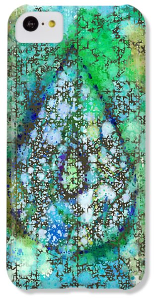 iPhone 5c Case - Tears Of Growth by Auset Anumari