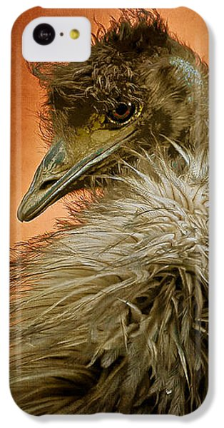 That Shy Come-hither Stare IPhone 5c Case by Lois Bryan