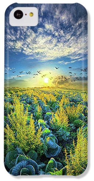 That Voices Never Shared IPhone 5c Case by Phil Koch