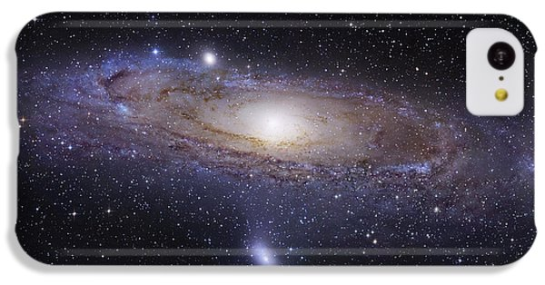 The Andromeda Galaxy IPhone 5c Case