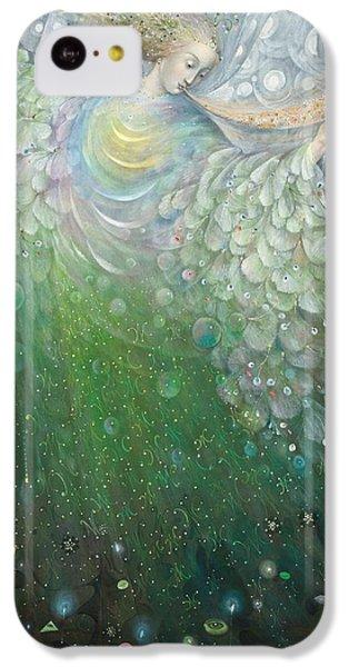 The Angel Of Growth IPhone 5c Case by Annael Anelia Pavlova