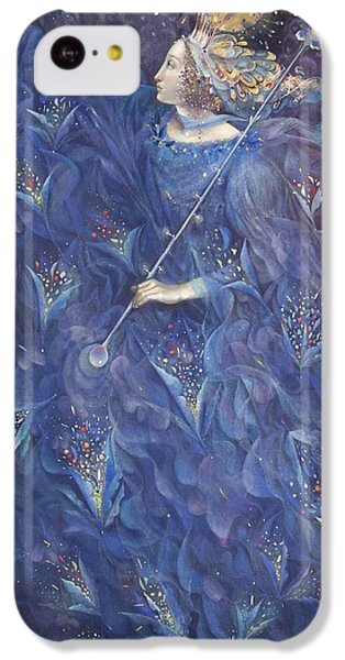 The Angel Of Power IPhone 5c Case by Annael Anelia Pavlova