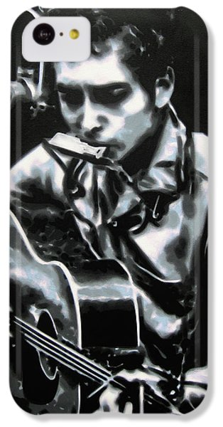 The Answer My Friend Is Blowin In The Wind IPhone 5c Case