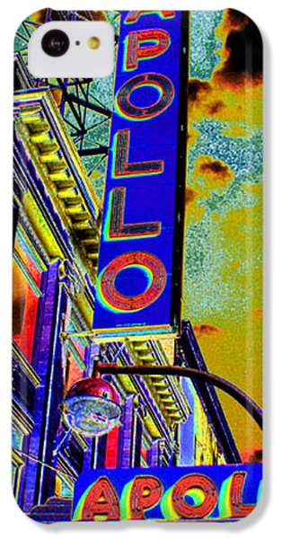 Apollo Theater iPhone 5c Case - The Apollo by Steven Huszar
