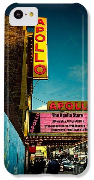 The Apollo Theater IPhone 5c Case