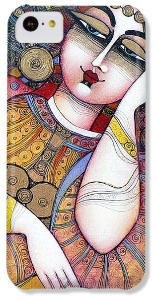 Magician iPhone 5c Case - The Beauty by Albena Vatcheva