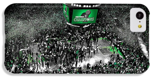 The Boston Celtics 2008 Nba Finals IPhone 5c Case