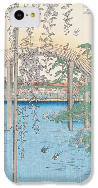 The Bridge With Wisteria IPhone 5c Case