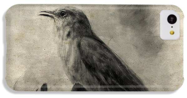 The Call Of The Mockingbird IPhone 5c Case by Jai Johnson