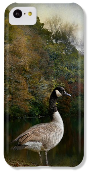 The Canadian Goose IPhone 5c Case