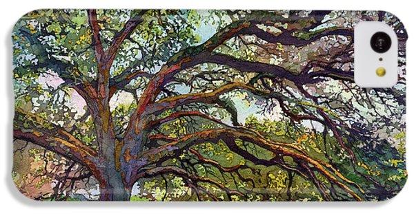 The Century Oak IPhone 5c Case by Hailey E Herrera