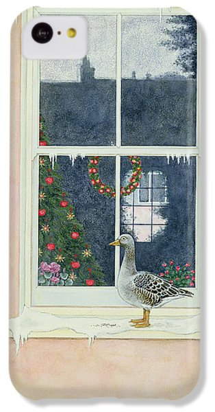 The Christmas Goose  IPhone 5c Case