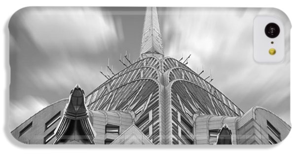 The Chrysler Building 3 IPhone 5c Case