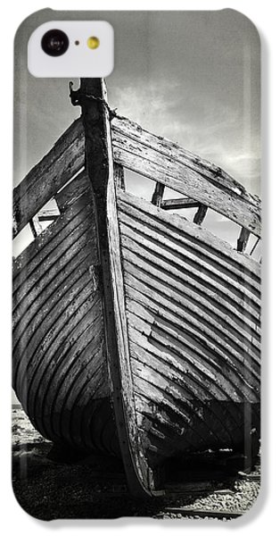 Boat iPhone 5c Case - The Clinker by Mark Rogan