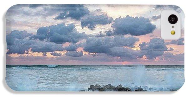 iPhone 5c Case - The Coastline In Jupiter, Florida by Jon Glaser