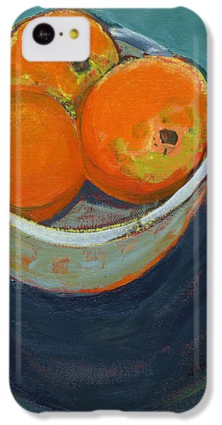 Fruit Bowl iPhone 5c Case - The Community Bowl Project by Jennifer Lommers