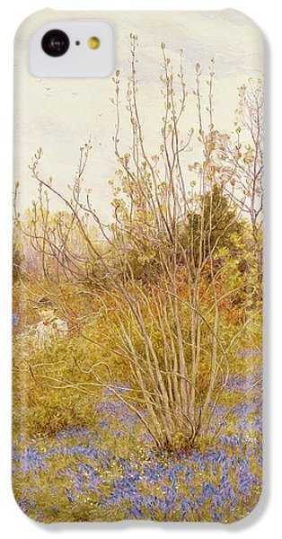 Cuckoo iPhone 5c Case - The Cuckoo by Helen Allingham