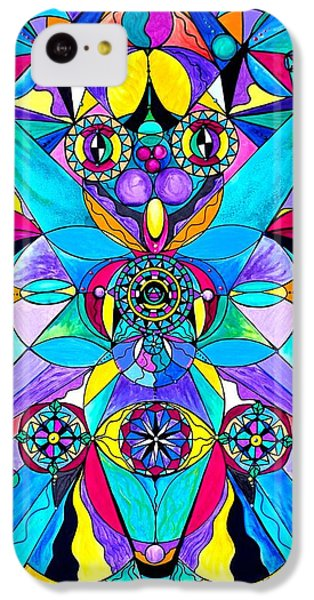 Swan iPhone 5c Case - The Cure by Teal Eye Print Store