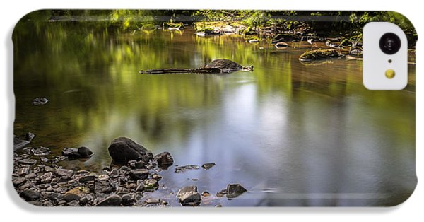 IPhone 5c Case featuring the photograph The Devon River by Jeremy Lavender Photography