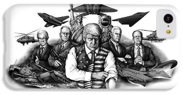 The Donald - Make America Great Again IPhone 5c Case