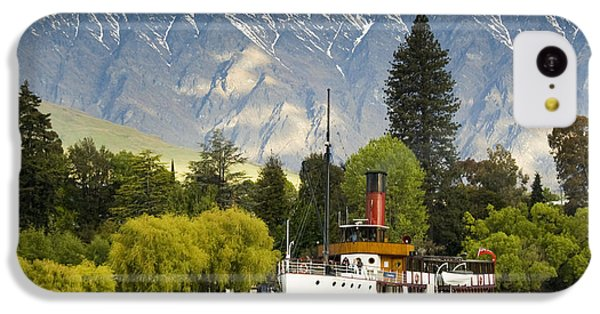 The Earnslaw IPhone 5c Case by Werner Padarin
