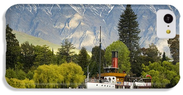 IPhone 5c Case featuring the photograph The Earnslaw by Werner Padarin