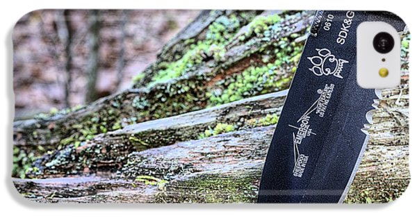 IPhone 5c Case featuring the photograph The Emerson Rangemaster Sheepdog by JC Findley
