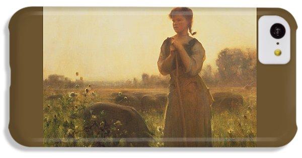 The Farm Girl IPhone 5c Case
