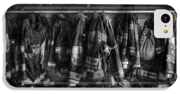 The Gear Of Heroes - Firemen - Fire Station IPhone 5c Case